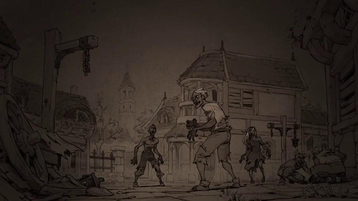 gamescom 2018 - Bande-annonce du RPG d'action Darksburg