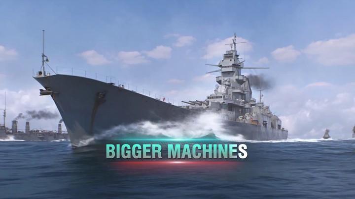 Bande annonce de World of Warships: Legends