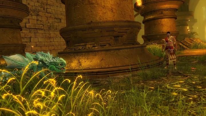 Épisode 4 de la saison 4 du Monde vivant de Guild Wars 2 : Guidés par une étoile
