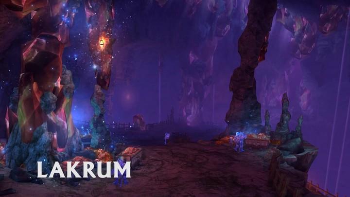 Aperçu de Lakrum, nouvelle contrée d'Aion: A New Dawn