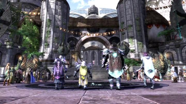 L'extension Storm Legion s'annonce sur Rift Prime