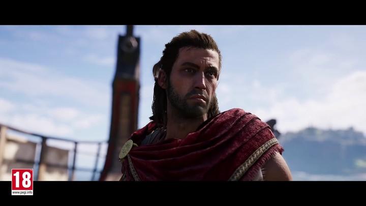 Bande-annonce de lancement d'Assassin's Creed Odyssey