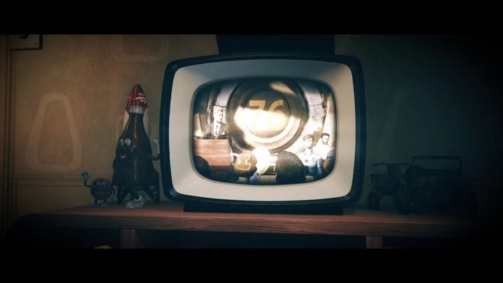 Cinématique d'introduction à Fallout 76