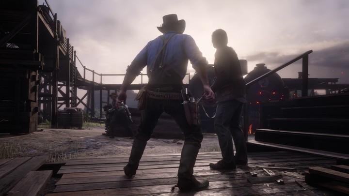 Présentation du gameplay d'action de Red Dead Redemption 2