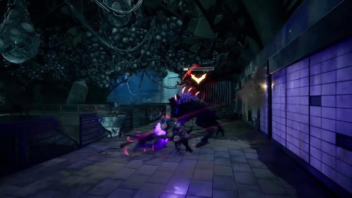 Aperçu de la capacité Force Hollow de Darksiders III