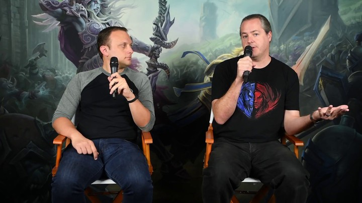 World of Warcraft et WOW Classic à la BlizzCon 2018