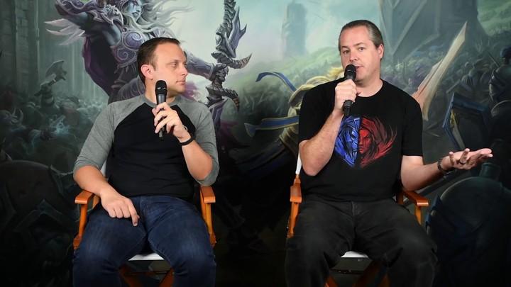 World of Warcraft et WOW Classic à la BlizzCon 2018