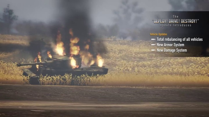 """Bande-annonce de la mise à jour 1.12 """"Deploy! Drive! Destroy!"""" de Heroes and Generals"""