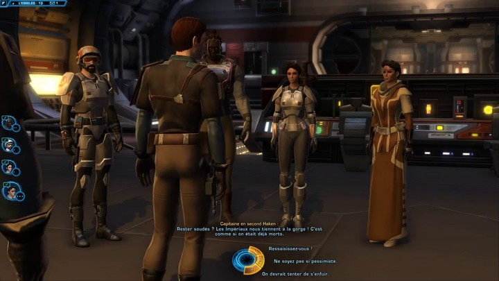 "JoL-TV : La zone litigieuse ""Esseles"" sur Star Wars: The Old Republic"