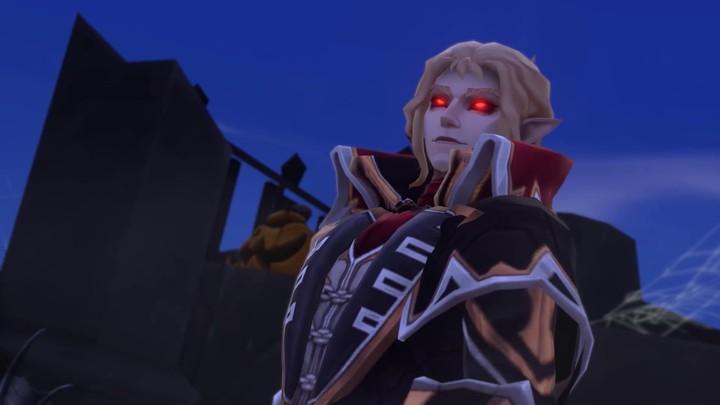 """Aperçu de la mise à jour """"Curse Of The Night"""" de Battlerite Royale"""