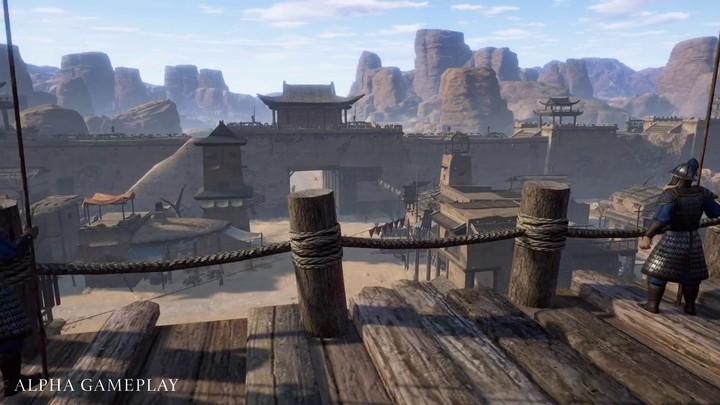 Aperçu du gameplay de Conqueror's Blade