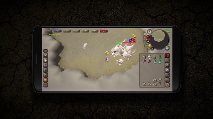 Old School RuneScape se lance sur plateformes mobiles
