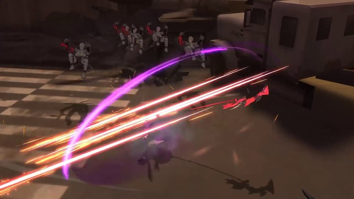 Aperçu du gameplay de SoulWorker