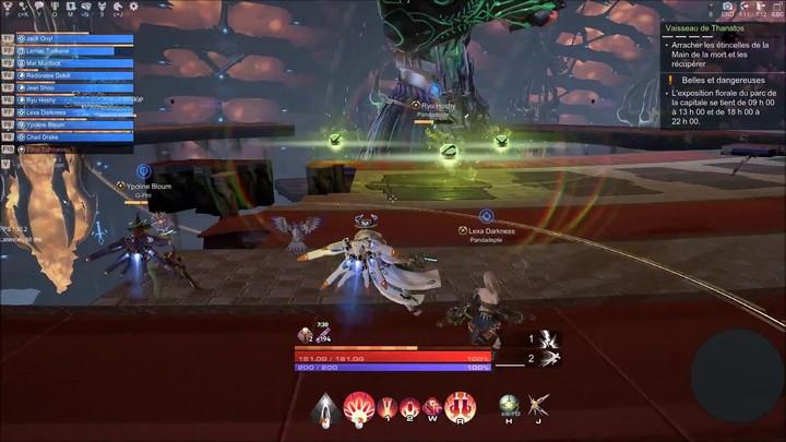Aperçu du vrai Avatar des Faucheurs de la mort Thanatos de Skyforge