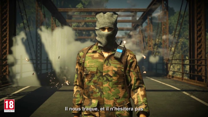 Aperçu du gameplay de Hitman 2 (VOSTFR)
