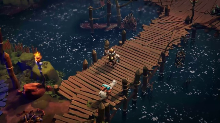 Aperçu de la classe The Forged de Torchlight Frontiers