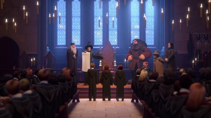 Bande-annonce de pré-inscription de Harry Potter: Hogwarts Mystery