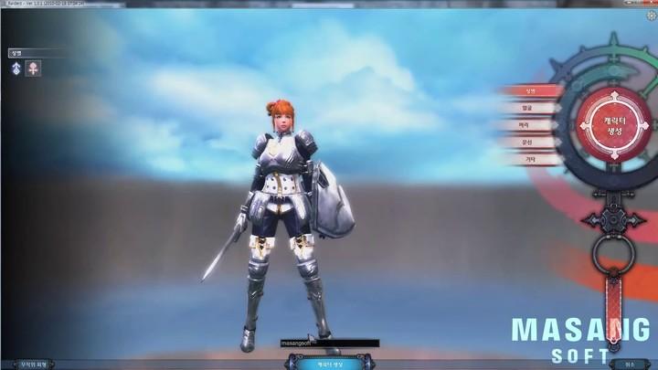 Aperçu de la refonte de RaiderZ Online