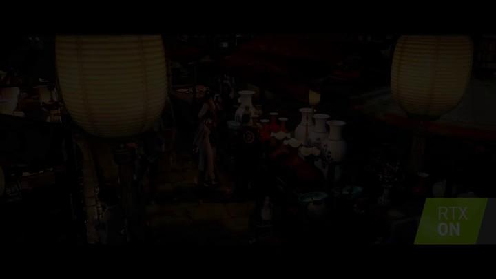 Illustration des technologies Nvidia dans Justice Online