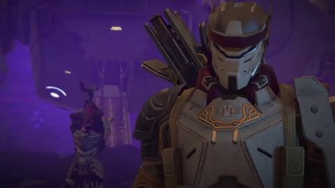 Doom CHAR SUPER LOURD conviendrait à Orks double arme principale Kit