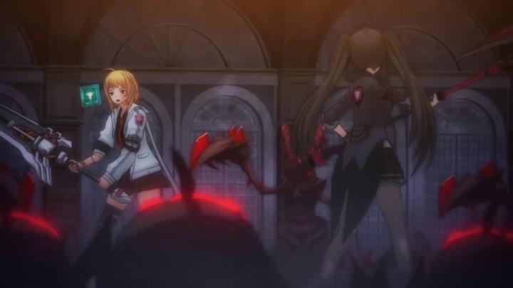 Anime SoulWorker (épisode 1)