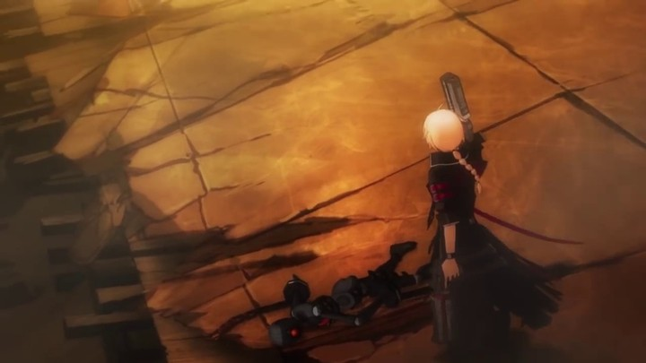 Anime SoulWorker (épisode 2)