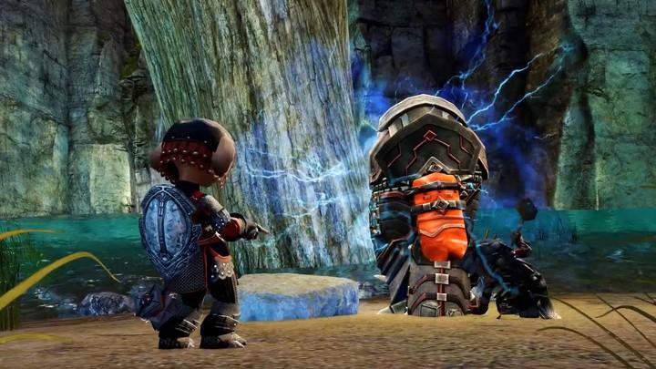 Bande-annonce de l'épisode 2 de la saison 4 du Monde vivant de Guild Wars 2 : Un bug dans le système