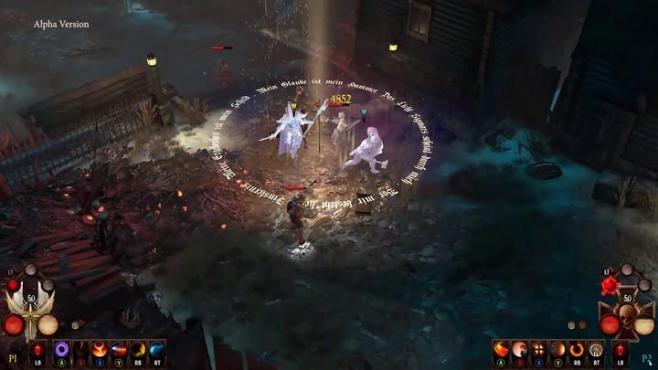Présentation d'Elontir, Mage Haut-Elfe de Warhammer Chaosbane (VOSTFR)