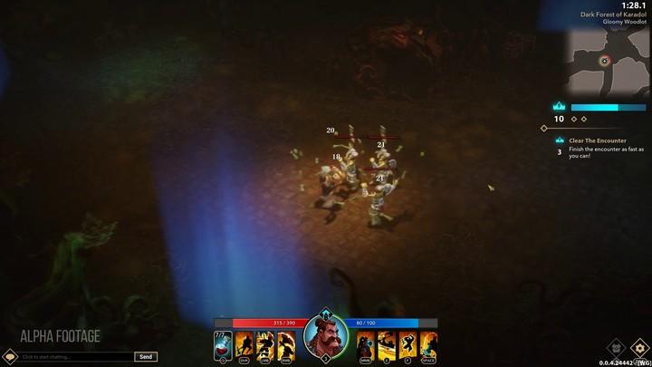 Premier aperçu du gameplay de Pagan Online