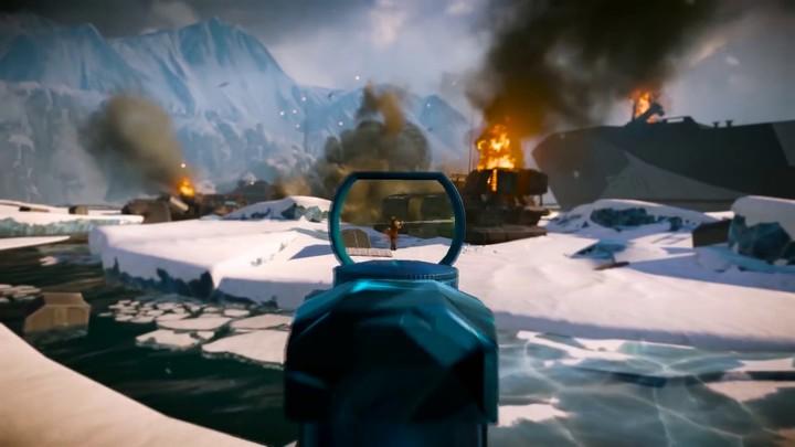 Bande-annonce de la mise à jour Icebreaker de Warface