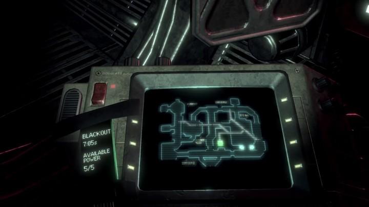 Premier teaser d'Alien: Blackout