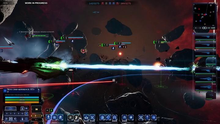 Présentation des campagnes de Battlefleet Gothic : Armada 2