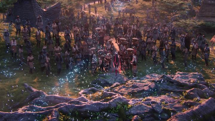 Cinématique « Éveillez-vous » de League of Legends