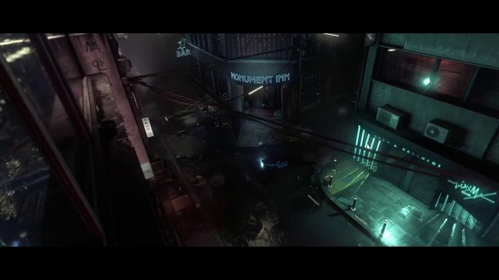 """CryEngine : bande-annonce technologique """"Neon Noir"""""""