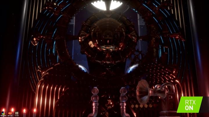 GDC 2019 : Aperçu des technologies RTX dans Dragon Hound