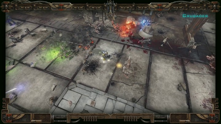 Présentation du gameplay de W40K: Inquisitor - Martyr 2.0