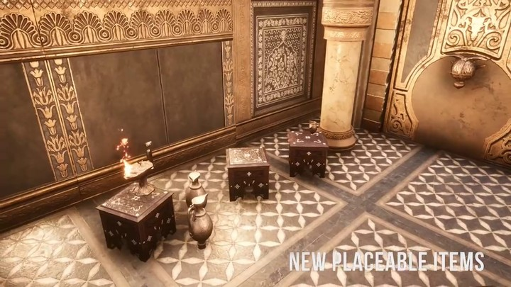 "Aperçu du pack ""Treasures of Turan"" de Conan Exiles"