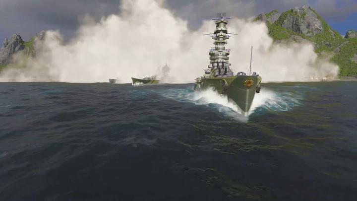 World of Warships: Legends se lance sur PlayStation 4 et Xbox One