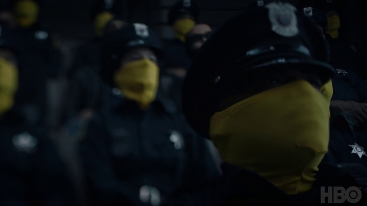 Premier teaser de la série Watchmen