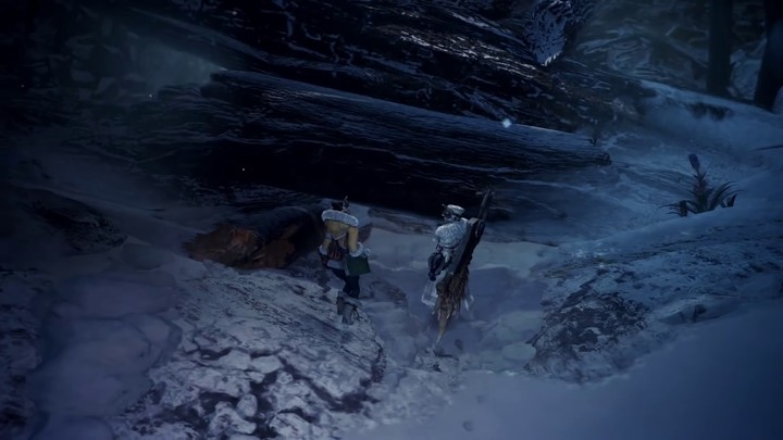 Aperçu du gameplay de l'extension Monster Hunter World: Iceborne (VF)