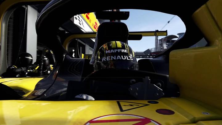 Une première bande-annonce de gameplay pour F1 2019