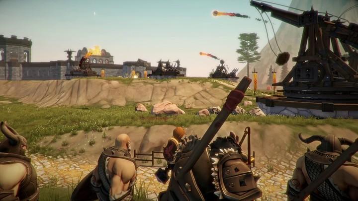 Récit de guerre de Crowfall : Siège à Sundown