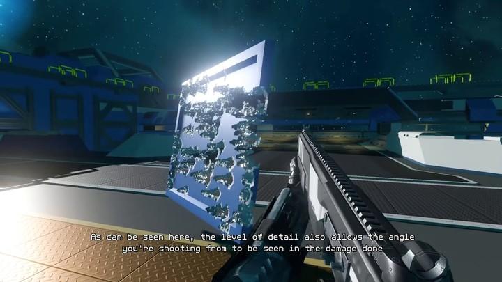 Aperçu du système de destruction de Starbase