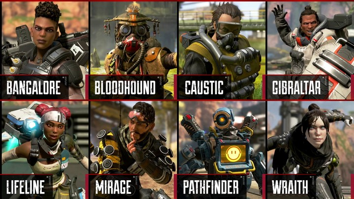 Bande annonce de gameplay d'Apex Legends