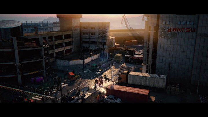 "Bande-annonce de la mise à jour ""The Undead Sea"" de World War Z"
