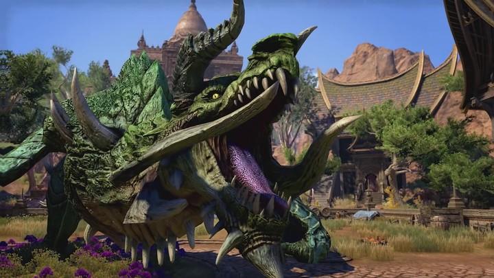 """Bande-annonce """"La rage des Dragons"""" de The Elder Scrolls Online: Elsweyr"""