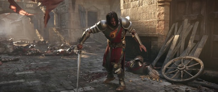 Première bande-annonce de Baldur's Gate 3