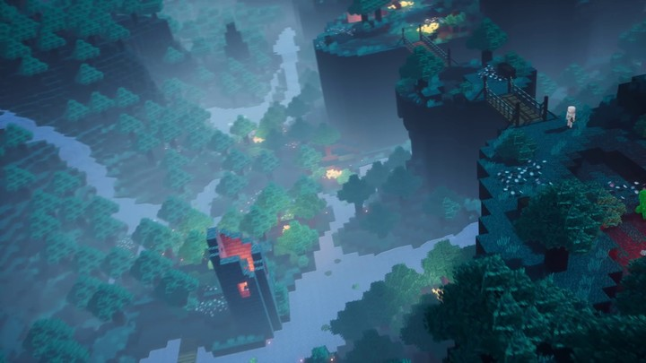 E3 2019 : Minecraft Dungeon se montre davantage