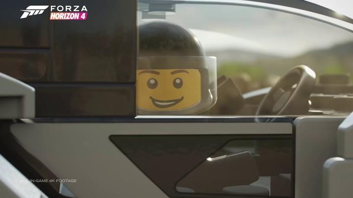 Forza Horizon 4 rencontre LEGO
