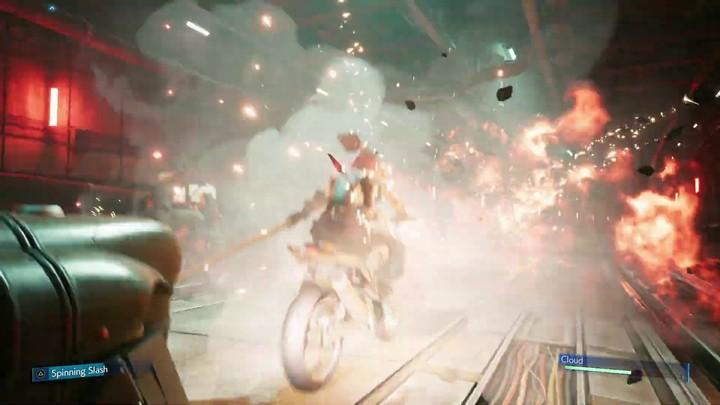 E3 2019 - Final Fantasy VII Remake propose une nouvelle bande annonce